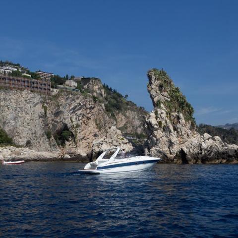 Faraglioni di Capo Taormina